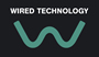 Logo wired tech 90